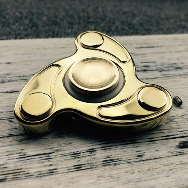 AOTDDOR® Hand Spinner EDC Finger Spinner Gadget Fingertip Spiral Focus Reduce Stress with 3 Colors