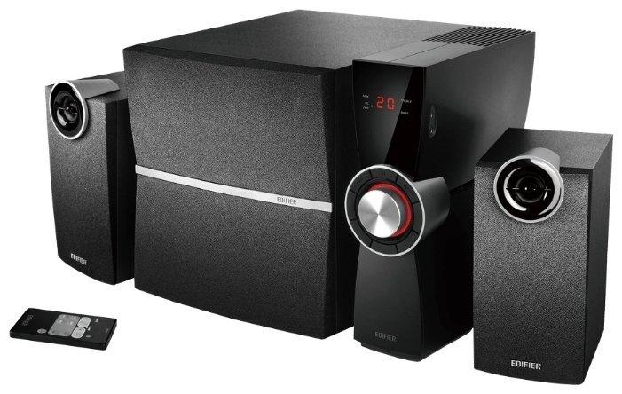 Акустическая система Edifier C2XD Black
