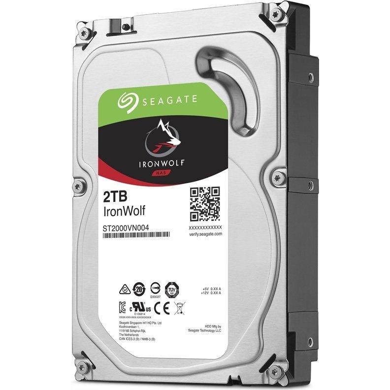 Жесткий диск Seagate IronWolf 2Tb (ST2000VN004)