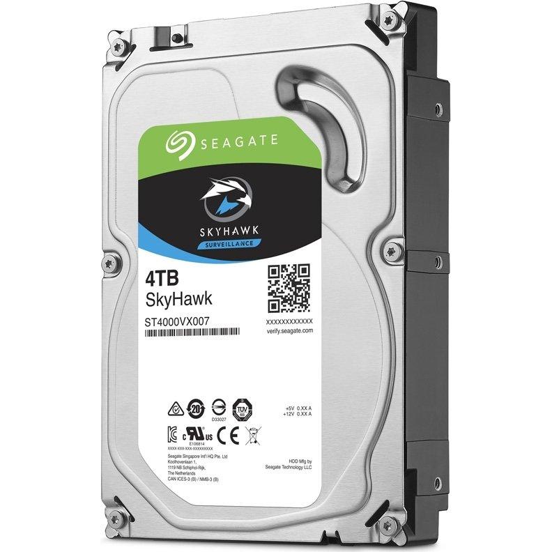 Жесткий диск Seagate SkyHawk 4Tb (ST4000VX007)