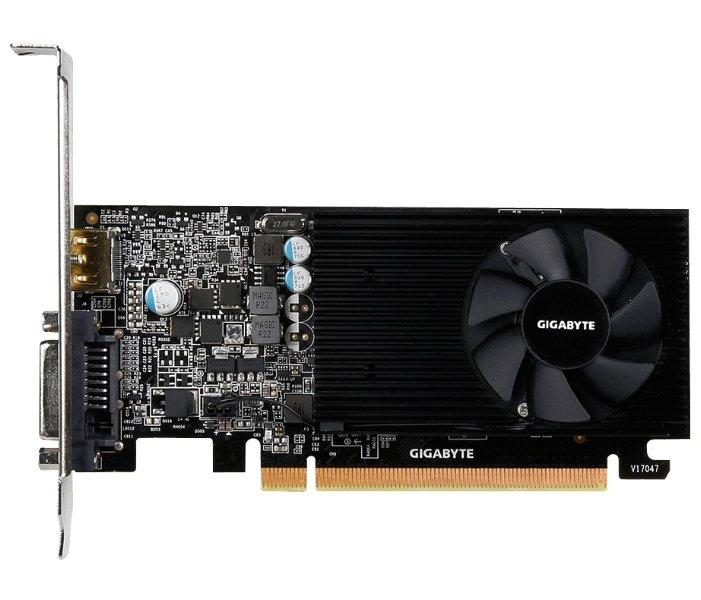Видеокарта Gigabyte GT 1030 2Gb (GV-N1030D5-2GL)