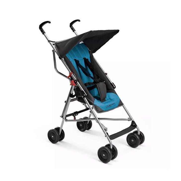 Carrinho de Bebê Multikids Baby Pocket BB500, Azul