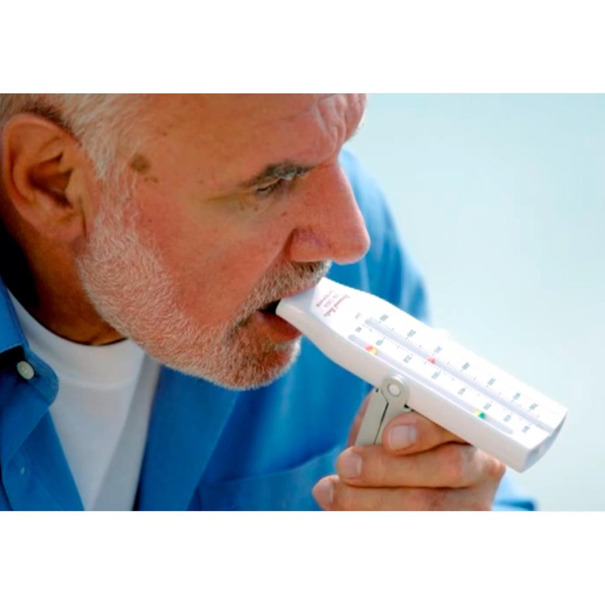 Peak Flow Philips Respironics Medidor De Pico De Fluxo Respiratório Adulto