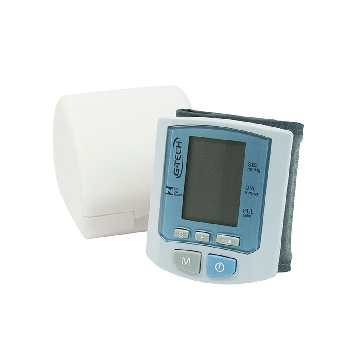 Aparelho De Pressão Digital Automático De Pulso Rw450 - G-Tech