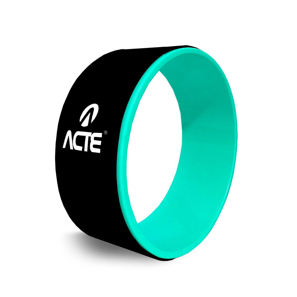 Roda De Pilates E Yoga Magic Wheel - Acte Sports