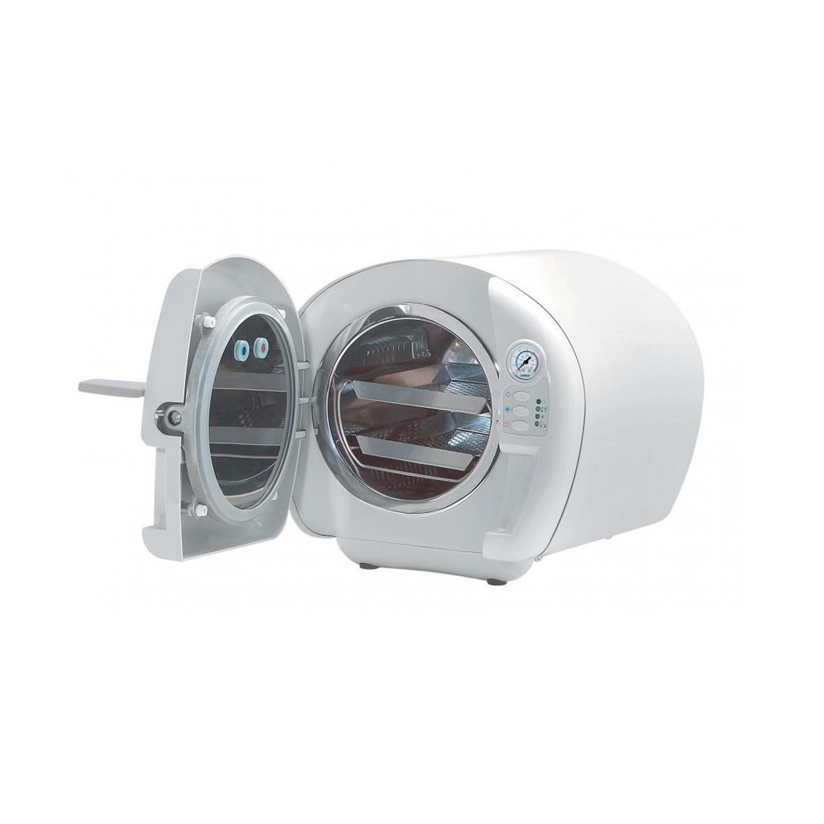 Autoclave Bioclave Aço Inox 21L - Bivolt - Gnatus