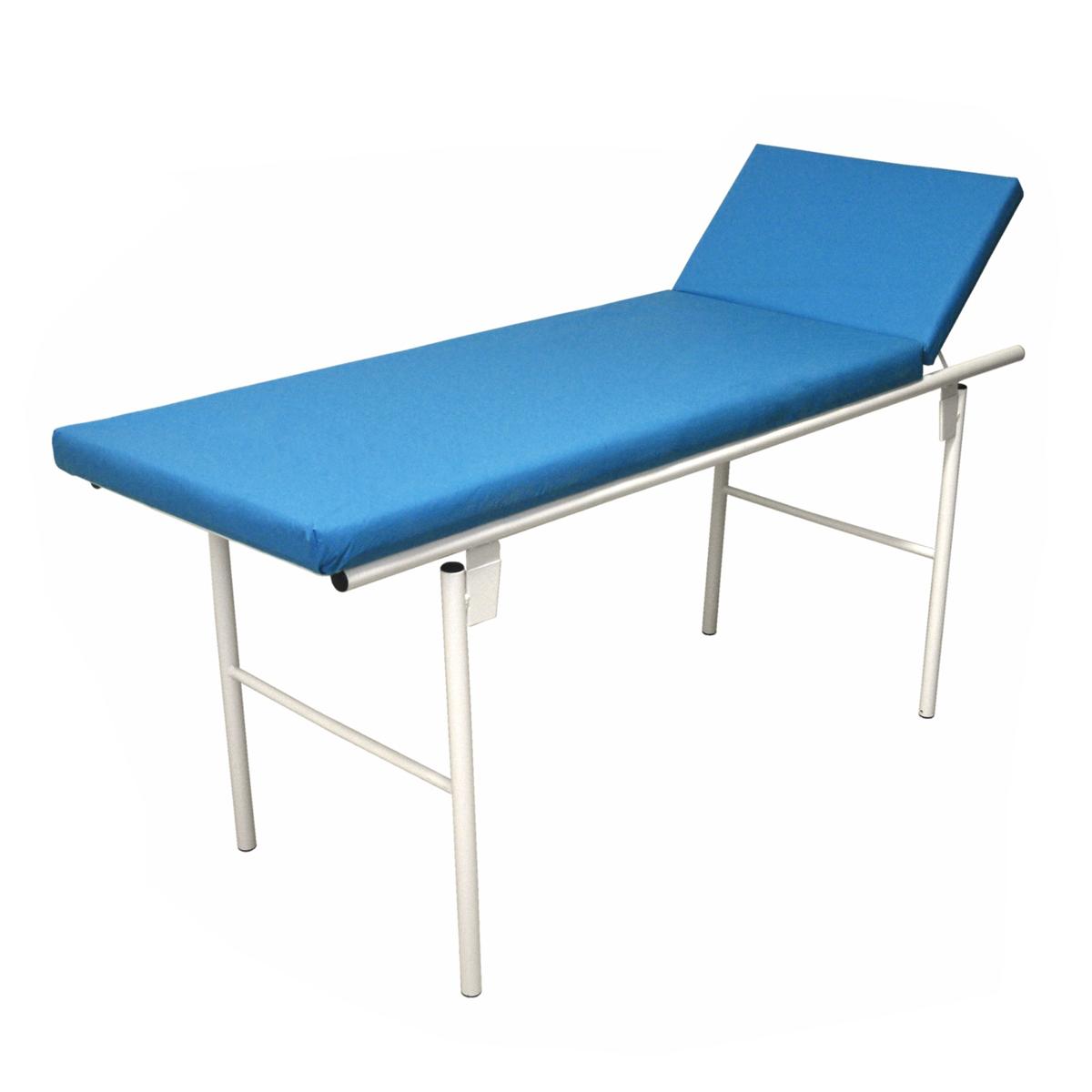 Maca De Massagem Fixa Com Altura Fixa, Pés Desmontáveis E Cabeceira Regulável Para Fisioterapia E Estética - Shopfisio