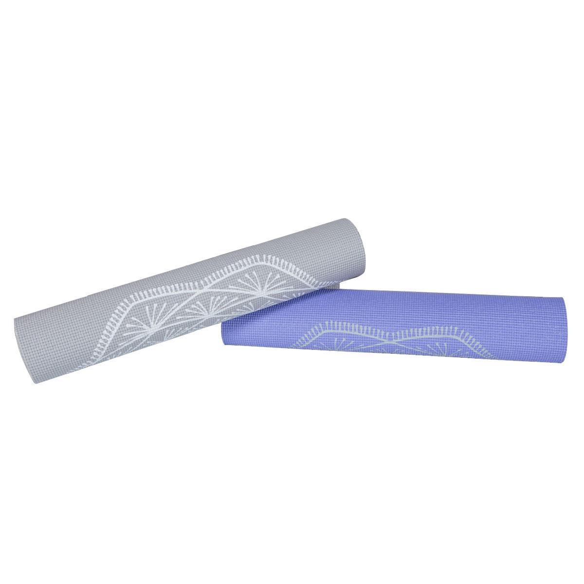Tapete Yoga Mat Em Pvc Eco Com Impressão - Hopumanu