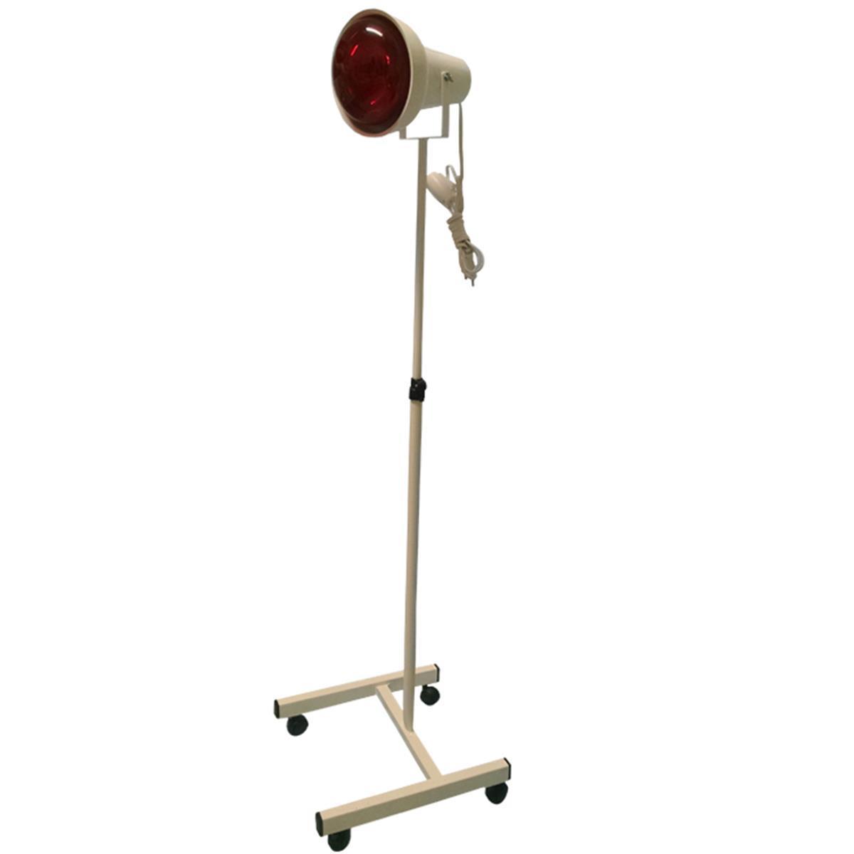 Infravermelho De Pedestal Sem Lâmpada Para Fisioterapia - Bivolt - Shopfisio