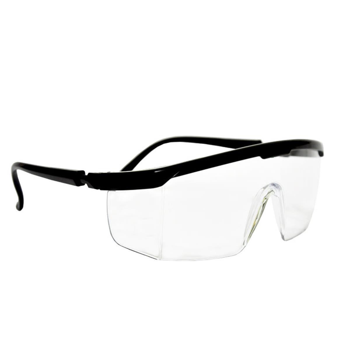 Óculos Para Proteção Hospitalar - Incolor