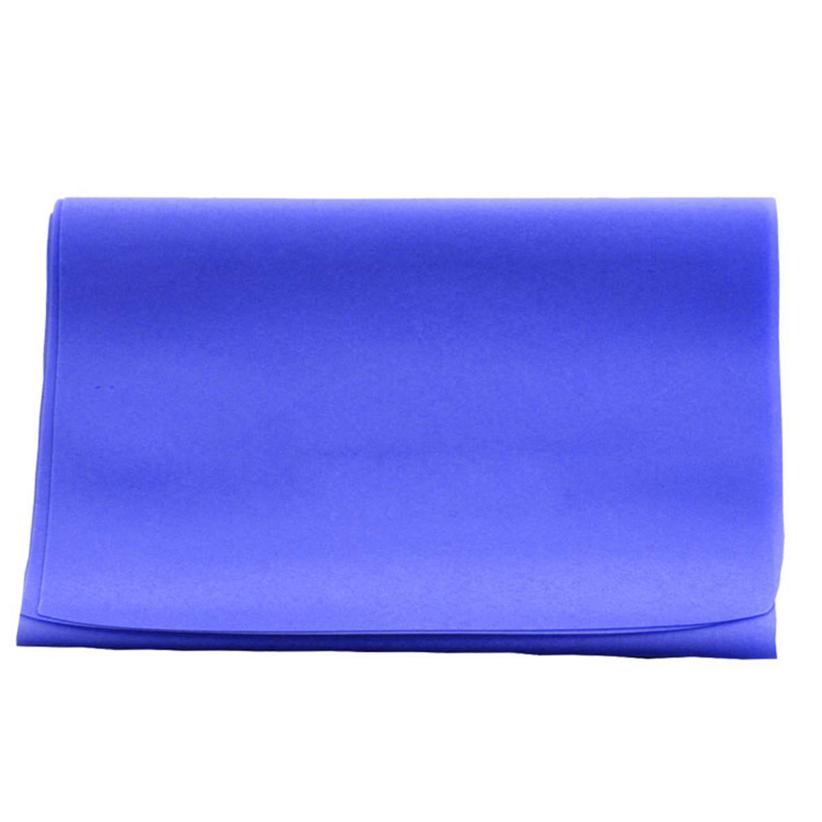 Faixa Elástica Carci Band - Azul Médio Forte - 1,5M - Exercícios E Fisioterapia