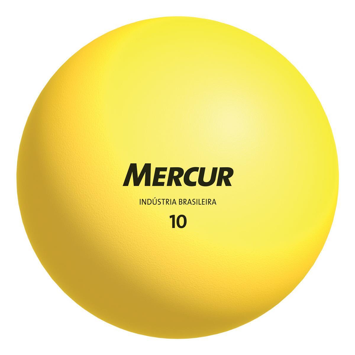 Bola De Borracha Nº10 - Mercur