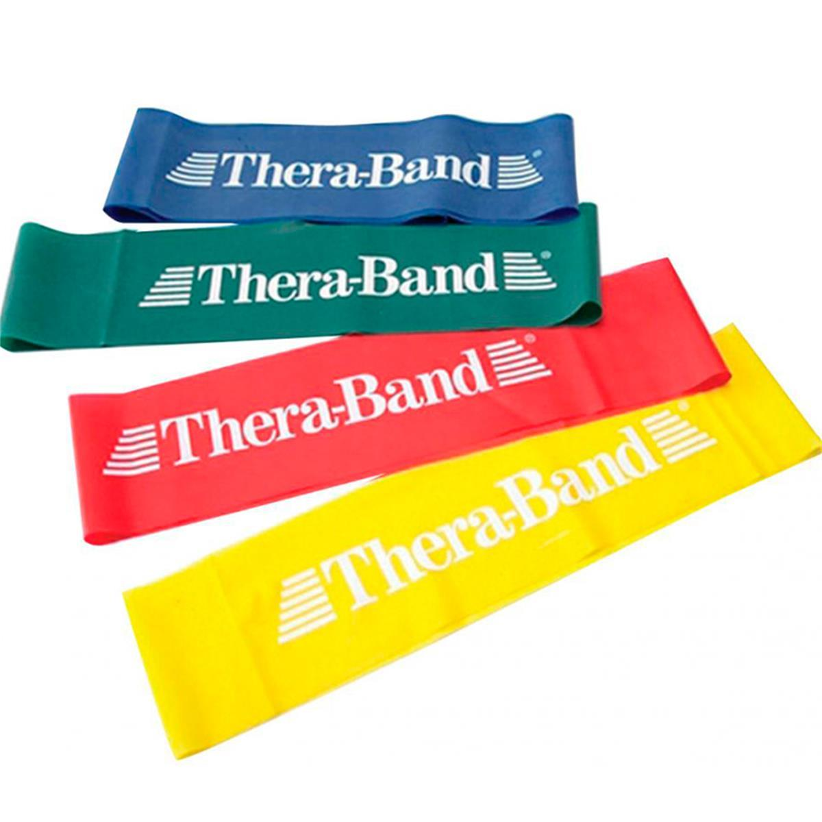 Faixa Elástica Circular Band Loops 45 Cm - Thera Band
