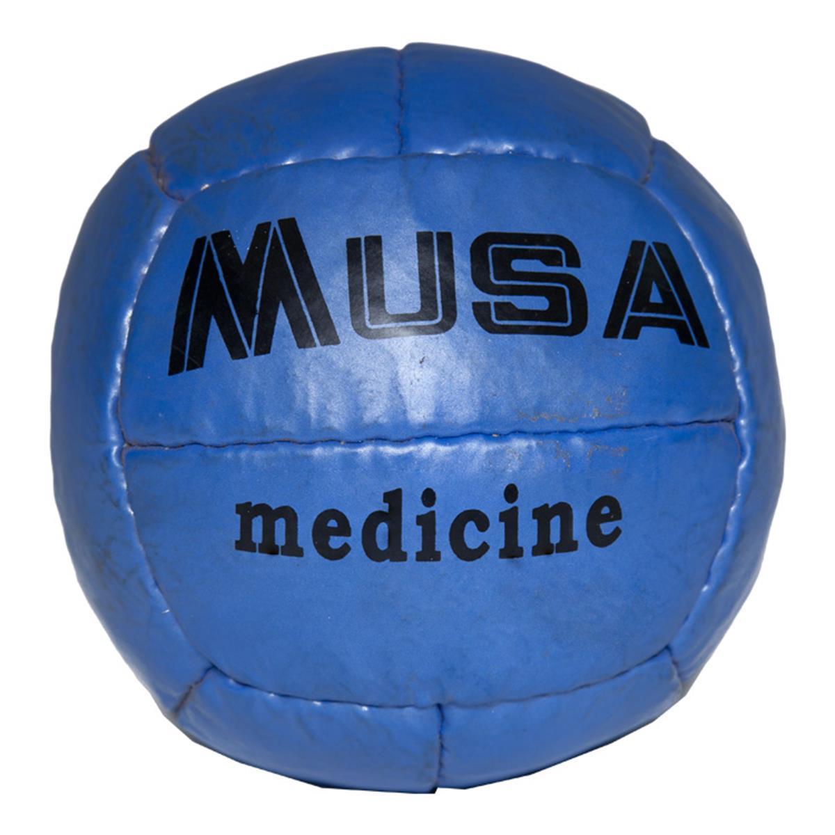 Medicine Ball - 1Kg - Para Exercícios Físicos De Resistência Com Peso