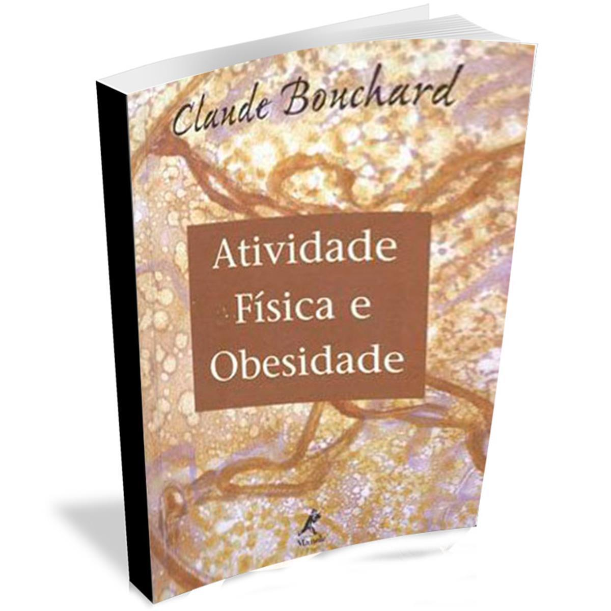 Livro - Atividade Física E Obesidade - Editora Manole