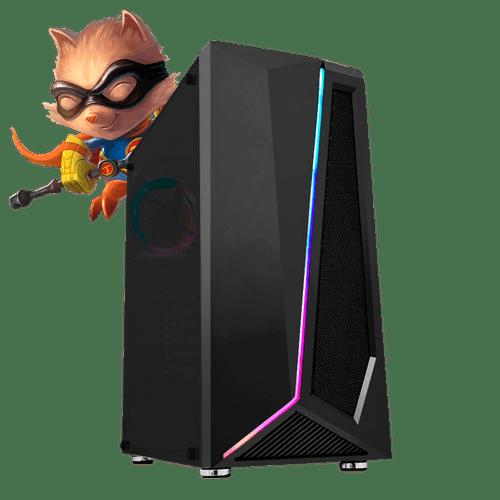 PC Gamer Neologic Moba Box NLI68176 Intel Core i5-7400  8GB (GeForce GTX 1050Ti 4GB) 1TB