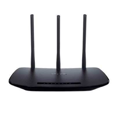 Roteador 450Mbps Wireless N TP Link TL-WR940N 3 Antenas Preto