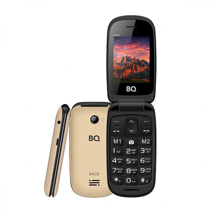 Мобильный телефон BQ-2437 Daze 2437 Daze Flip Coffee