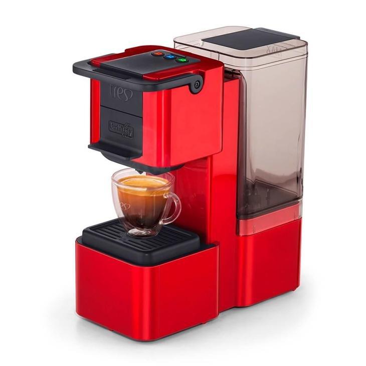 Cafeteira Três Corações POP Plus S27, Vermelha