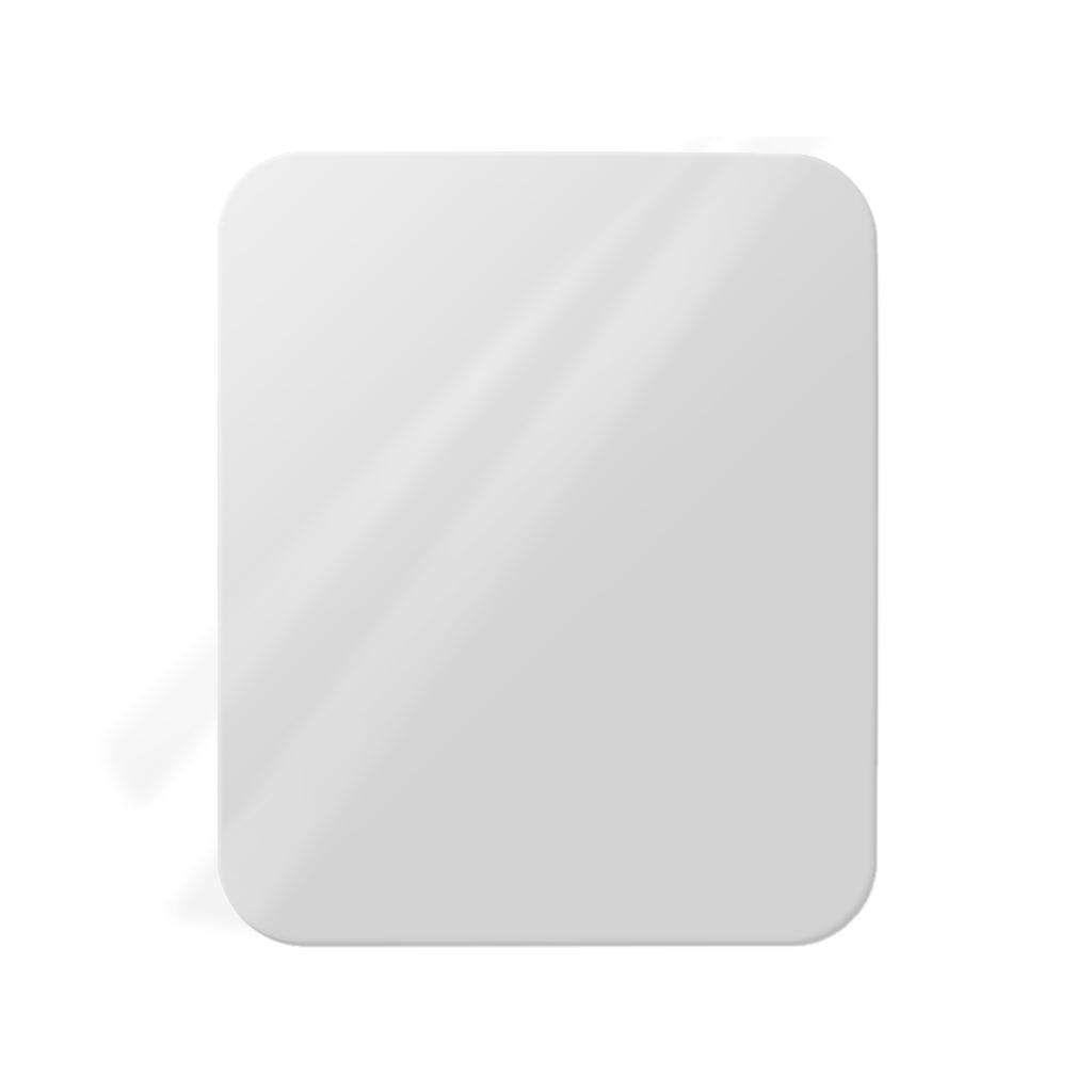 Espelho 28X22Cm Barbe Banho Retangular 723 De Vision