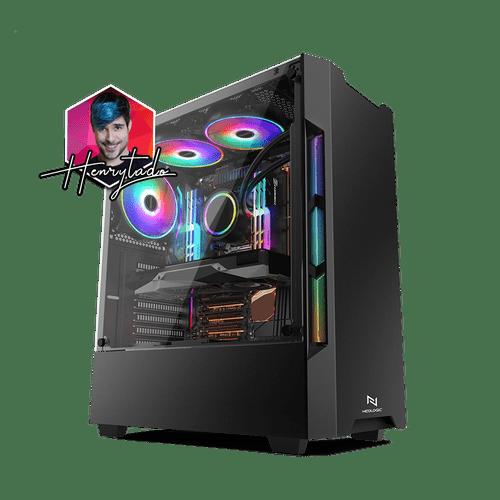 PC Gamer Neologic Henrytado NLI81057 Intel G5400 8GB (Geforce GT 1030) 1TB
