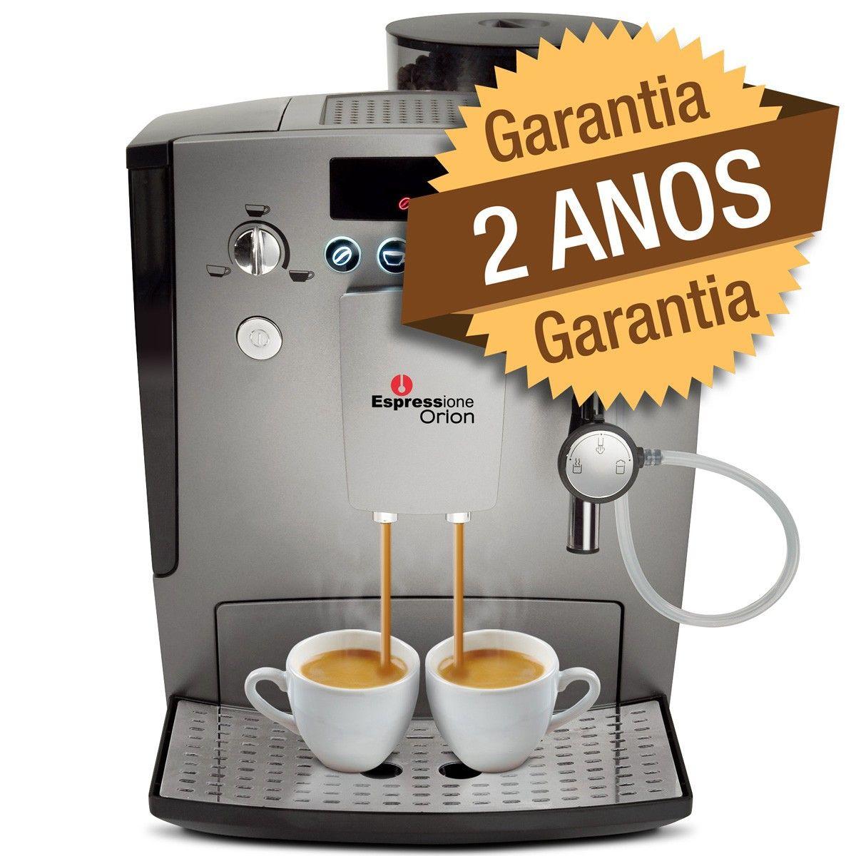 Cafeteira Expresso Automática Orion Espressione 620T 220v
