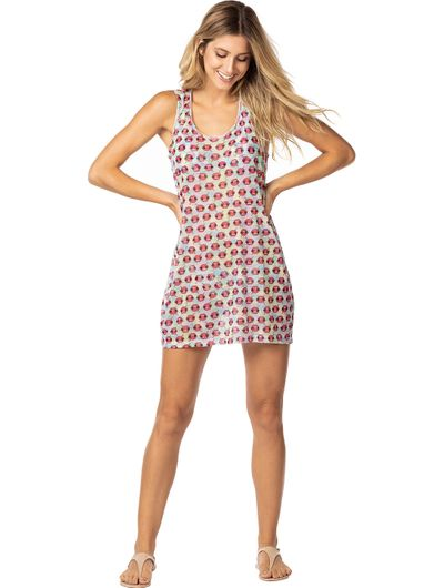 Vestido Regata Lollipop VERMELHO G