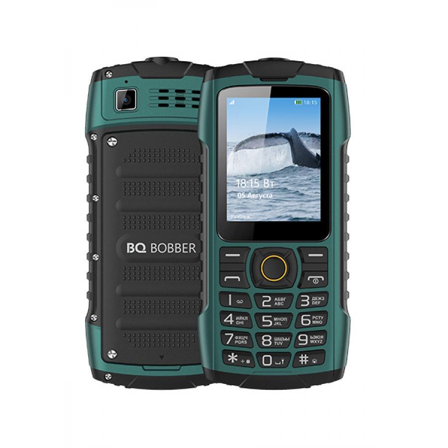 Мобильный телефон BQ-2439 Bobber IP68 Green