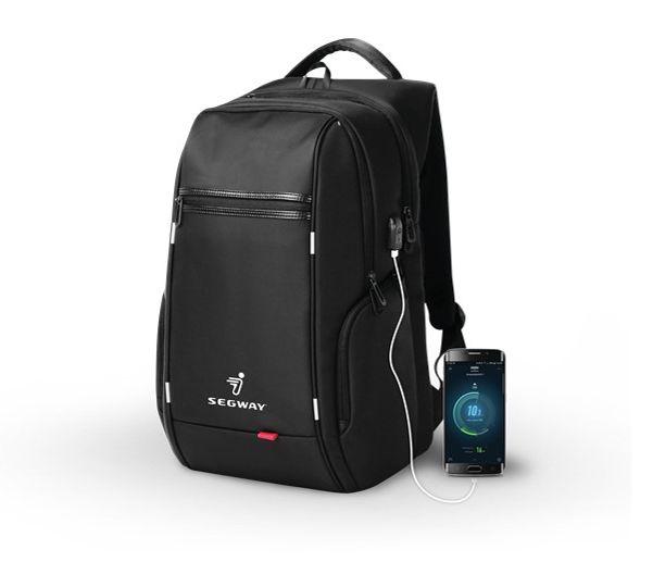 "Рюкзак 15.6"" USB Laptop Backpack Ninebot by Segway"