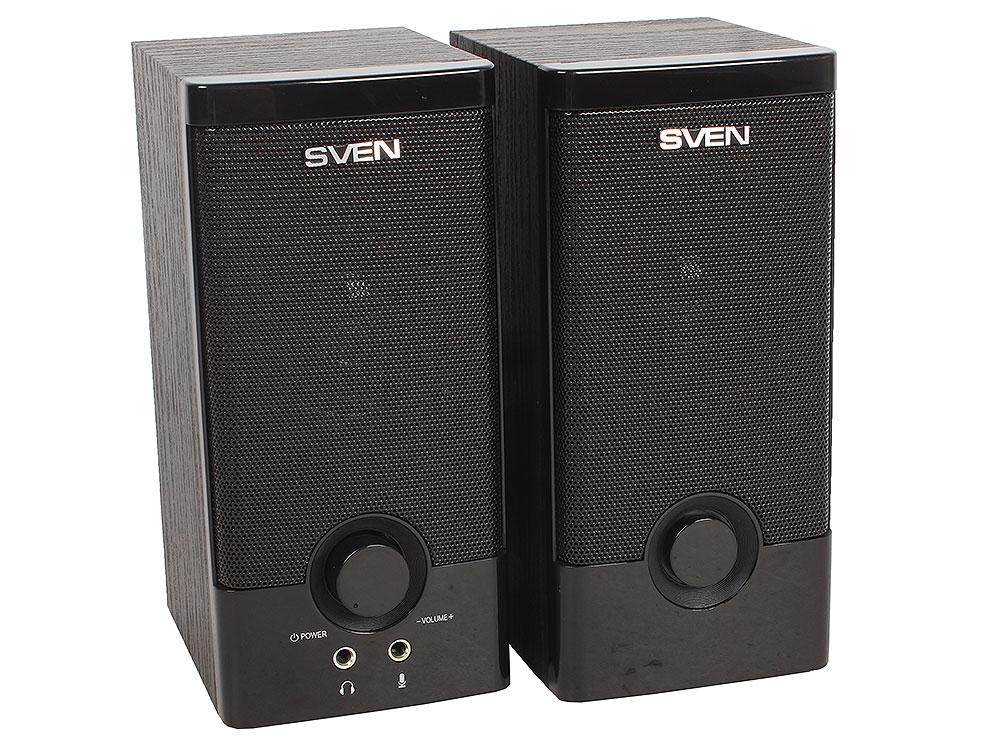 Колонки SVEN SPS-603 черный (SV-015183)