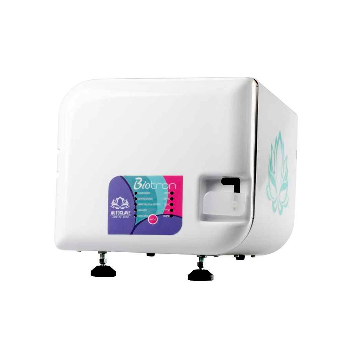 Autoclave Digital Flor De Lótus 05 Litros - Bivolt - Biotron
