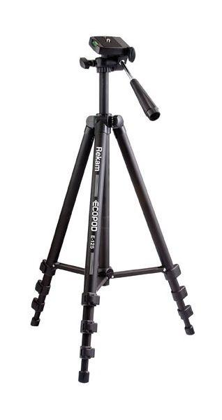 Штатив Rekam Ecopod E-125 напольный черный (550гр.)