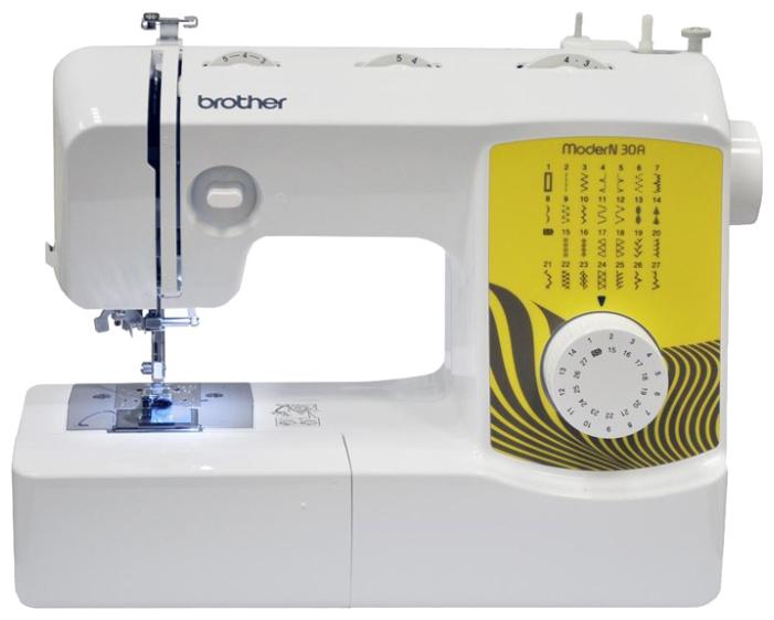 Швейная машина Brother ModerN 30A белый