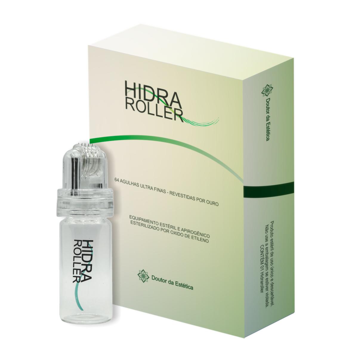 HidraRoller Drug Delivery Para Microagulhamento - Doutor Da Estética