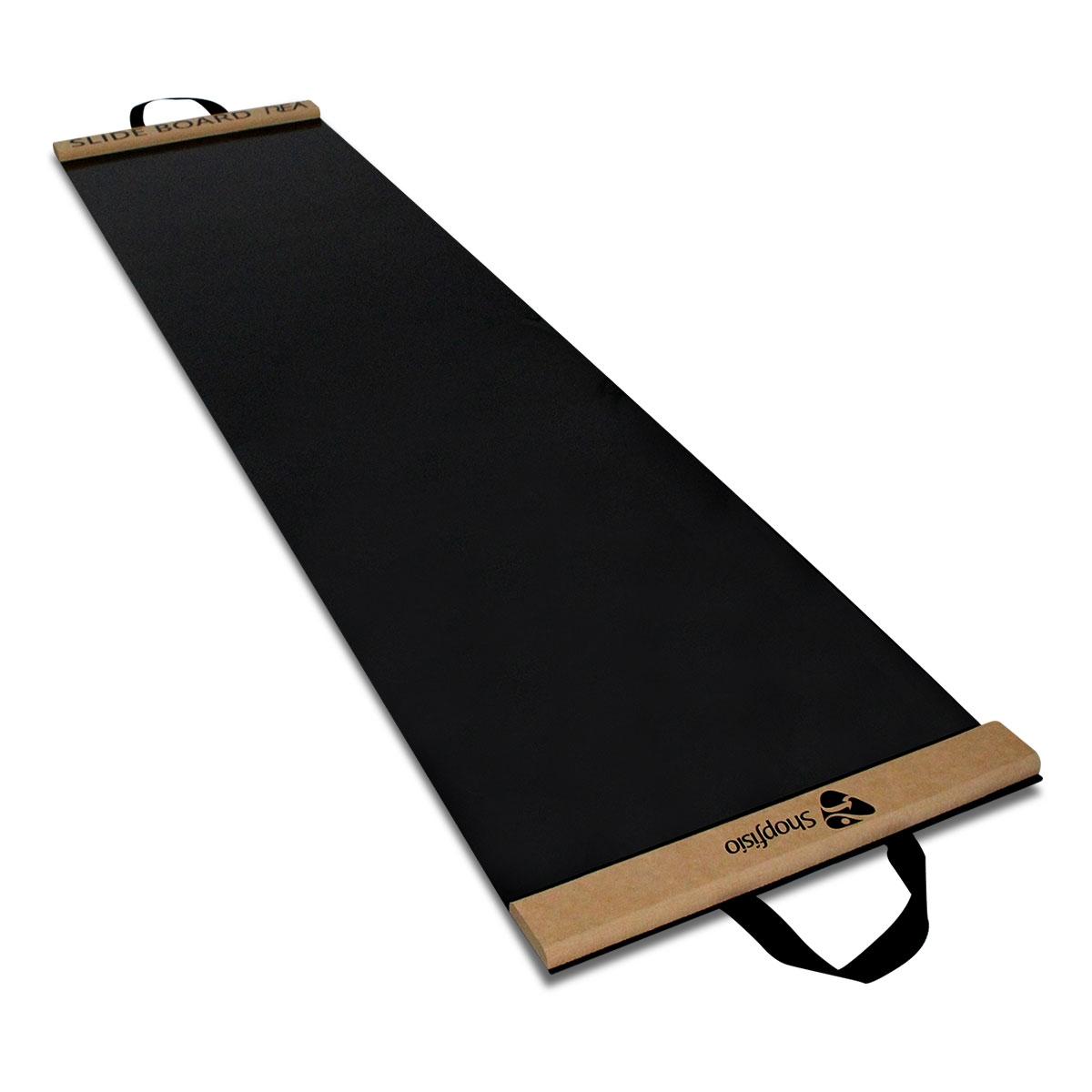 Plataforma Deslizante Slide Board Pro Para Treinamento Funcional 200X50cm - Shopfisio