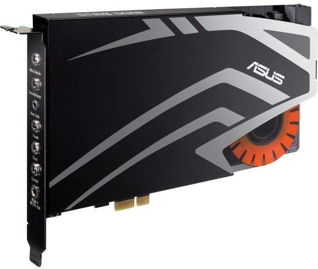 Звуковая карта Asus PCI-E Strix Soar (C-Media 6632AX) 7.1 (STRIX SOAR)
