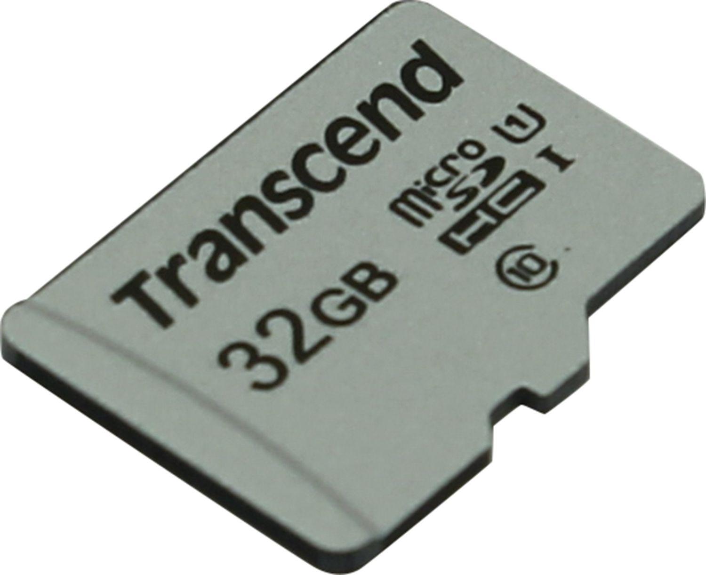 Карта Памяти micro SDHC 32Gb Transcend 300S UHS-I U1 (90/45 Mb/s)