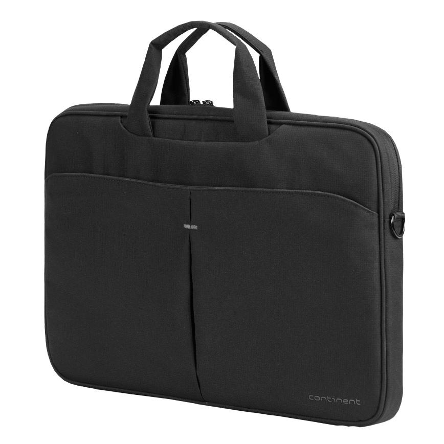 "Сумка для ноутбука Continent 15.6"" CC-012 Black"
