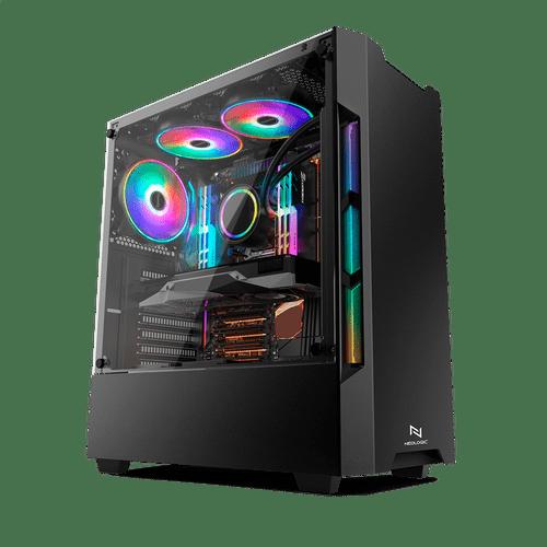 PC Gamer Neologic NLI81336 i5-7400 8GB (RX 570 4GB) SSD 240GB