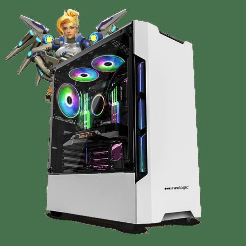 Pc Gamer Neologic NLI81396 Intel i3-9100F 8GB (GTX 1660) 1TB