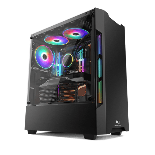 Pc Gamer Neologic NLI81392 Intel i3-9100F 8GB (GTX 1650) 1TB