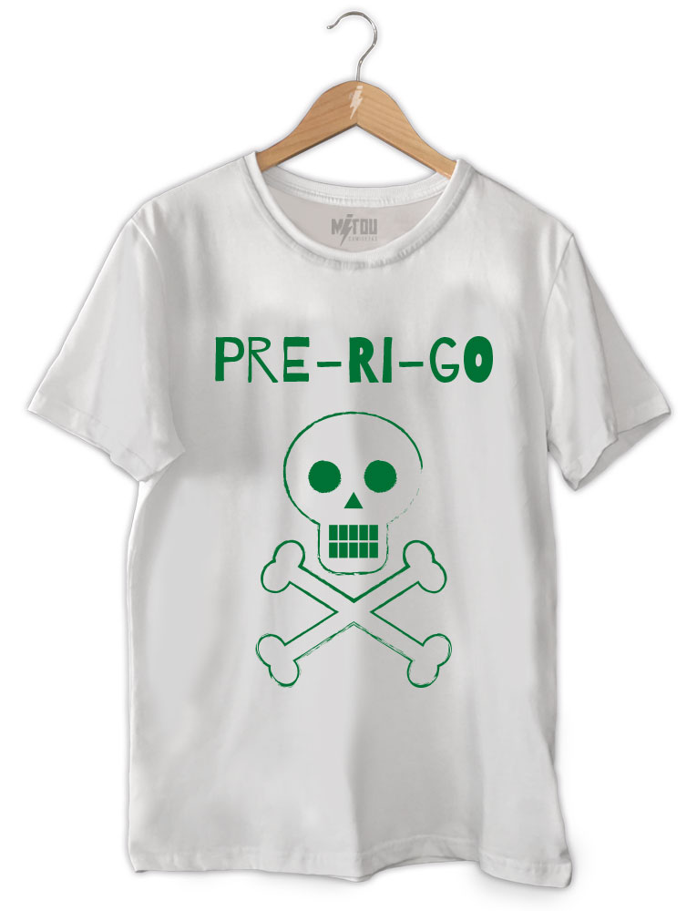 Camiseta Prerigo