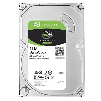 HD 1TB Barracuda SATA 3.5