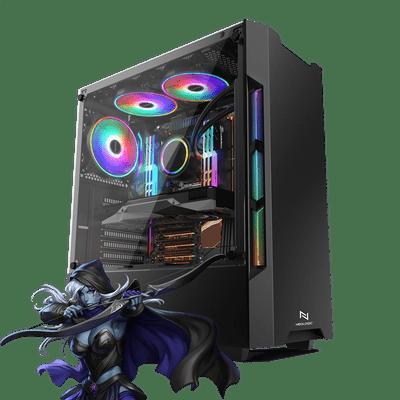 PC Gamer Neologic Rainbow Six NLI81664 Intel i5-9400F 8GB (GTX 1650 4GB) 1TB