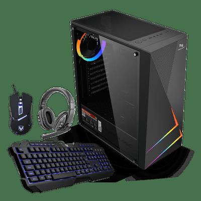 Kit PC Gamer Neologic Start NLI81618 Ryzen 3 3200G 8GB (Radeon Vega 8 Integrado) 1TB
