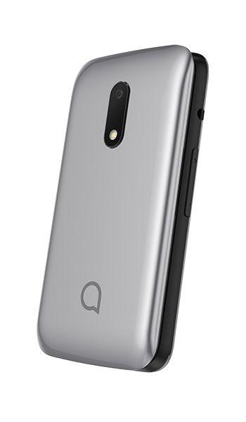 Мобильный телефон Alcatel 3025X Flip Metallic Silver