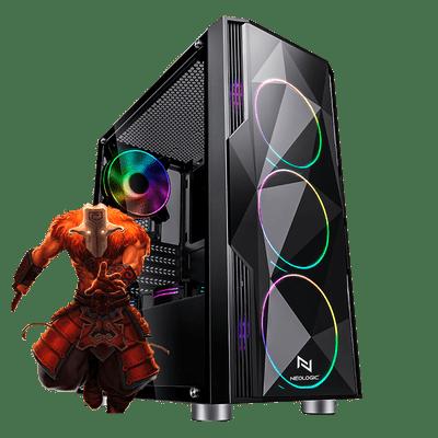 Pc Gamer Neologic Start NLI81683 Ryzen 3 3200G 8GB (Radeon Vega 8 Integrado) 1TB