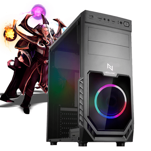 Pc Gamer Neologic Start NLI81721 Ryzen 3 2200G 8GB (Radeon Vega 8 Integrado) SSD 240GB